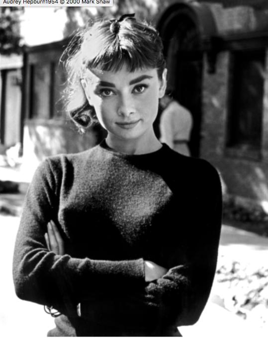 Audrey Elisabeta Rizea-Hepburn